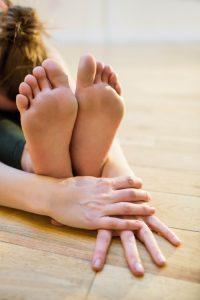 Yoga Körper Atem Geist