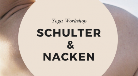 Yoga Hannover Workshop Schulter Nacken
