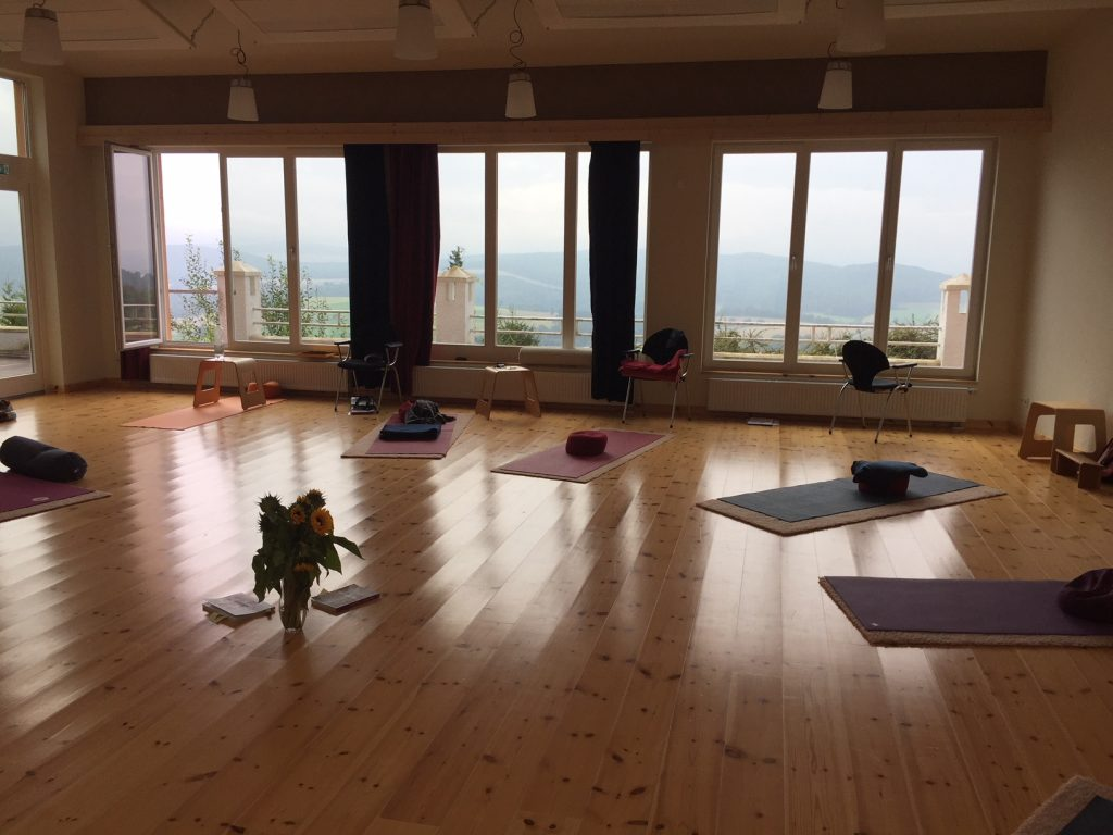 Yoga Retreat - Yoga Reise