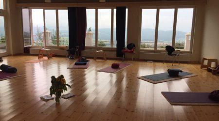 Yoga Retreat - Yoga Reise