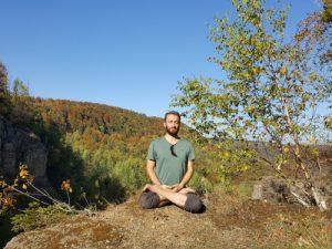 Yogaseiten Johann